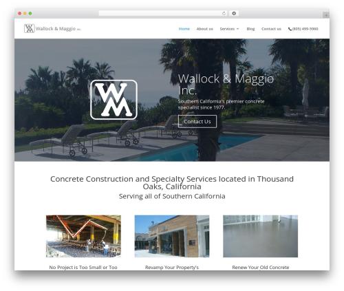 WordPress monarch plugin - wallockandmaggio.com