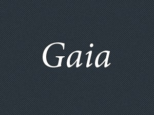 Gaia WordPress gallery theme