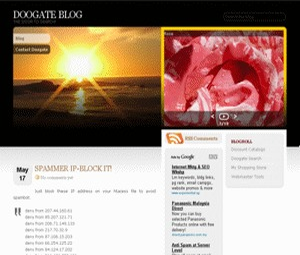 HoPE WordPress theme image
