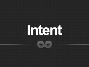 Intent WordPress website template
