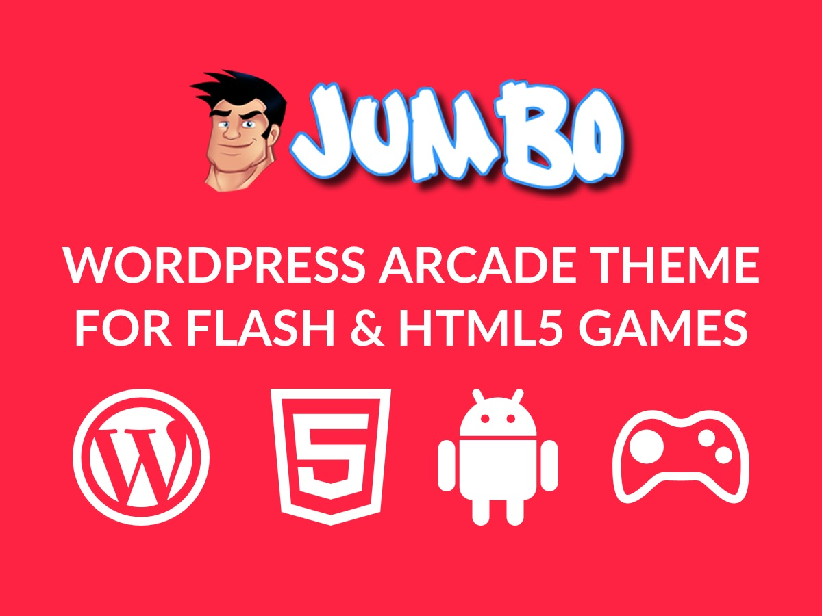 Jumbo WordPress shop theme
