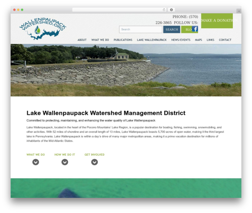Free WordPress Documents Shortcode plugin - wallenpaupackwatershed.org