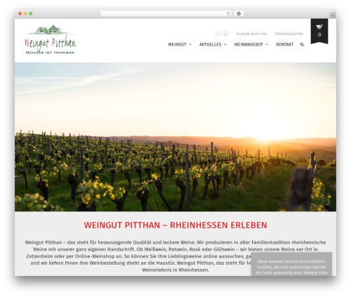 Free WordPress Contact Form 7 plugin - weingut-pitthan.de