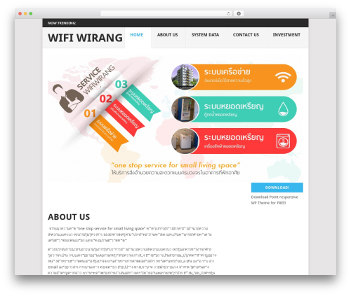 Point free WP theme - wifiwirang.com
