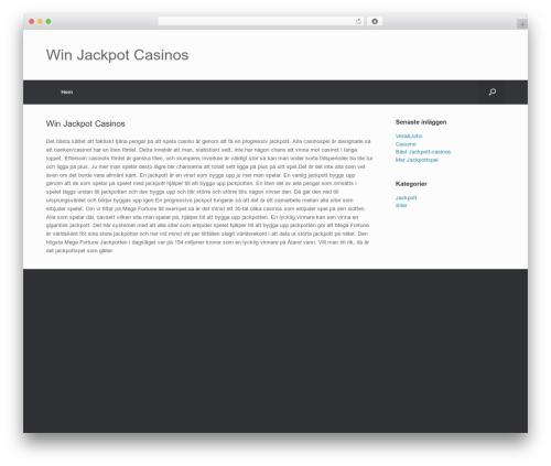 Quinn WordPress page template - win-jackpot-casinos.com