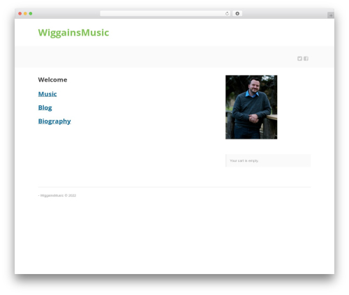 Free WordPress Inline mp3 player plugin - wiggainsmusic.com