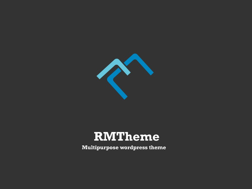 RMTheme premium WordPress theme