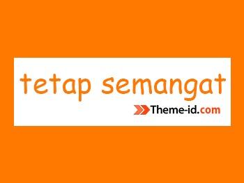 Tetap Semangat WordPress theme