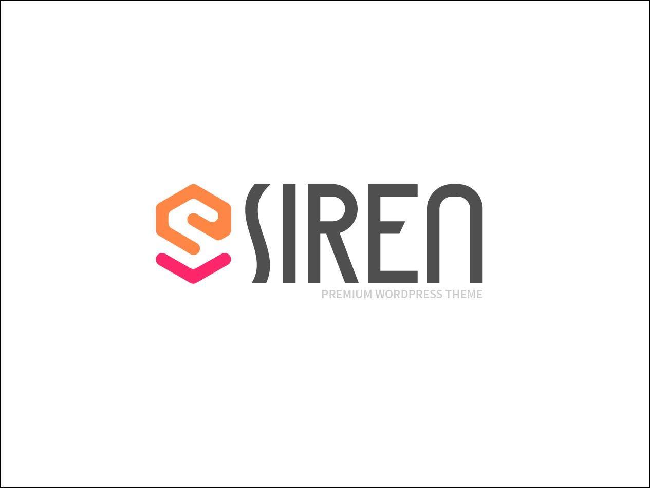 Theme WordPress Siren