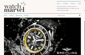 WatchMarvel.com - Vertical content child theme WordPress theme