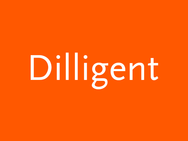 WordPress template Diligent