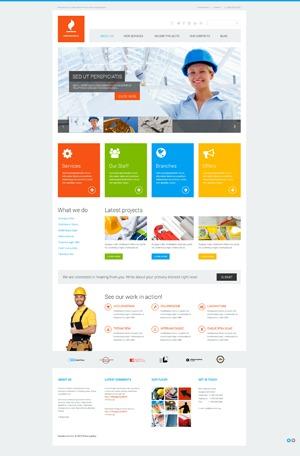WordPress theme theme47713