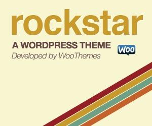 WP theme Rockstar