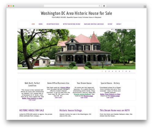 Free WordPress WP Statistics plugin - washington-dc-area-historic-house-sale.com