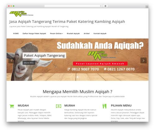 Appointment template WordPress free - muslimaqiqah.com