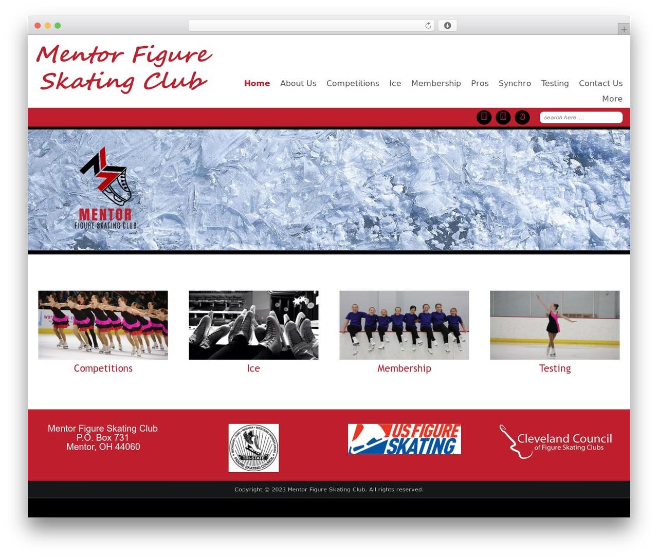 Celestial best WordPress theme - mentorfsc.org