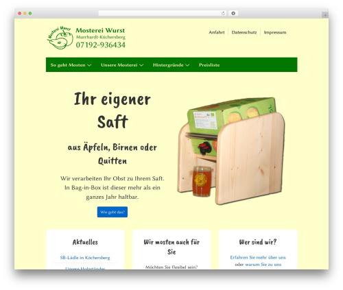 Free WordPress iPanorama 360 WordPress Virtual Tour Builder plugin - mosterei-wurst.de