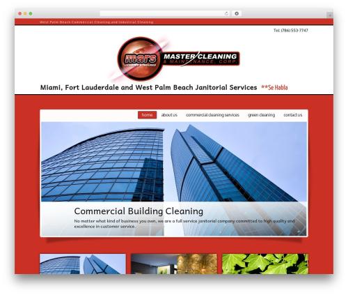 Theme WordPress JanitorV6 - marsmastercleaning.com