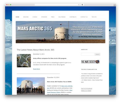 Twenty Twelve WordPress free download - ma365.marssociety.org