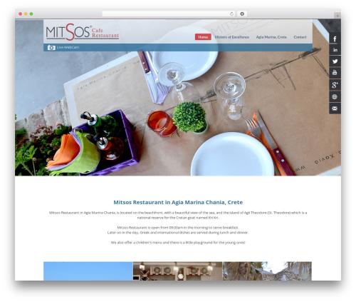 Free WordPress Simple Weather plugin - mitsosrestaurant.com