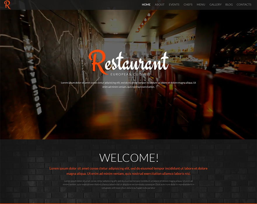 theme52083 WP template