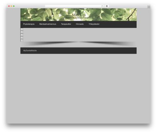 WordPress theme Osiris - mindup.fi