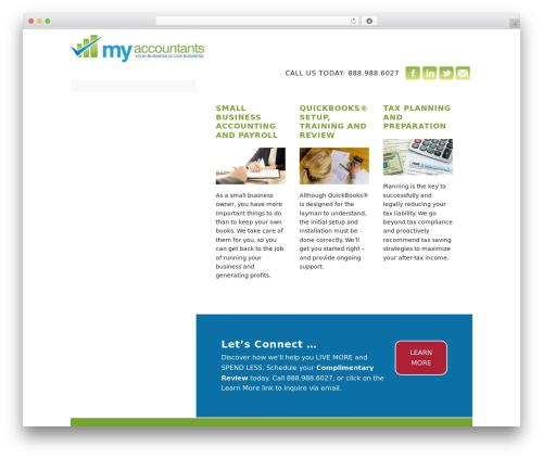 Free WordPress Genesis Favicon Uploader plugin - myaccountantsllc.com