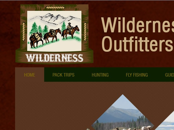 Wilderness-Outfitters top WordPress theme