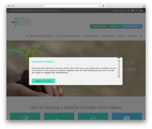 WordPress amazing-hover-effects-pro plugin - medicalcannabisclinic.com.au