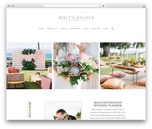 Free WordPress Smart Slider 3 plugin - mauisangelsweddings.com