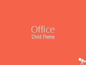 Office Child Theme WordPress theme