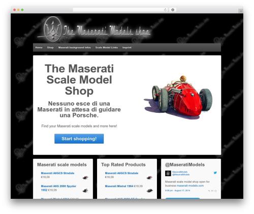 Free WordPress 3D Tag Cloud plugin - maserati-models.com
