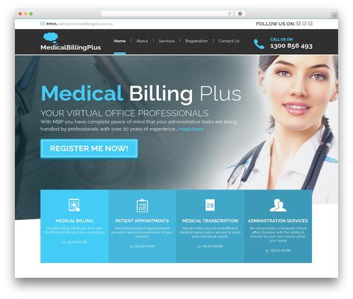 Free WordPress ShiftNav – Responsive Mobile Menu plugin - medicalbillingplus.com.au