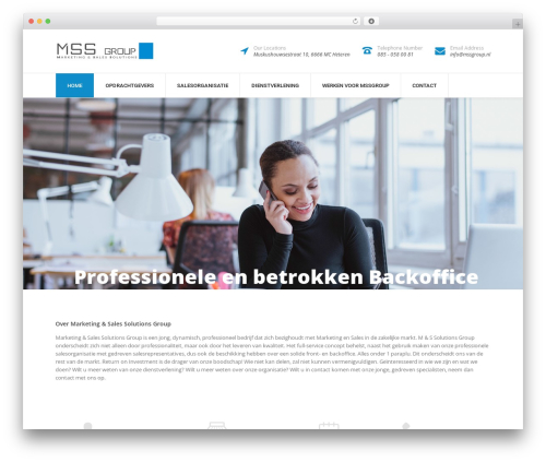 Specular WP template - mssgroup.nl