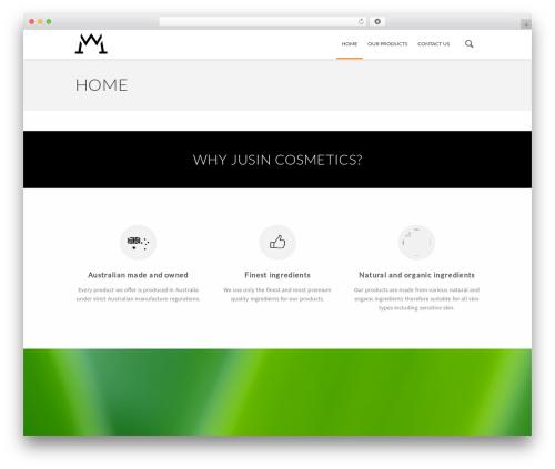 Alpina WordPress theme - mmvv.com.au