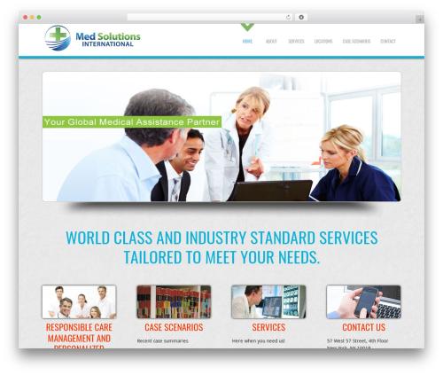 D5 Business Line theme free download - medsolutionsint.com