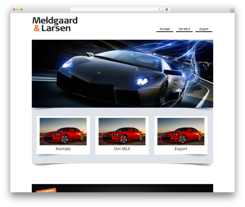 JointsWP (CSS) WP template - mlx.dk