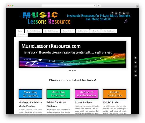 Free WordPress Amazon Product in a Post Plugin plugin - musiclessonsresource.com