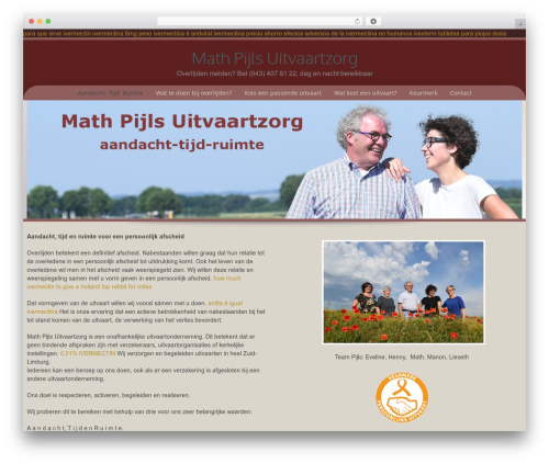 Preference Lite template WordPress - mathpijlsuitvaartzorg.nl