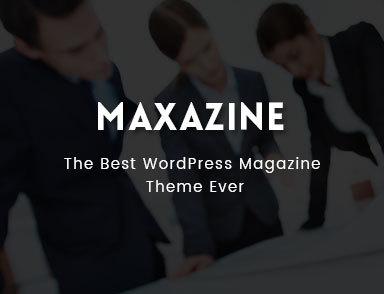 Ri Maxazine WordPress shop theme