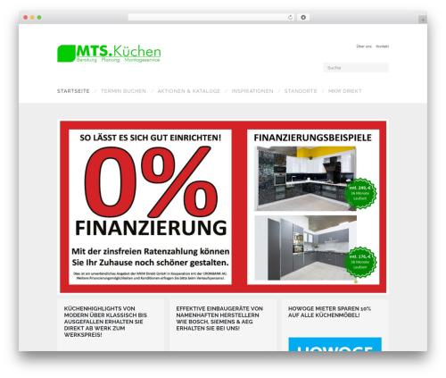 ShopAndBuy top WordPress theme - mtscompany.de
