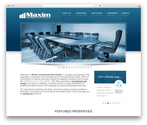 WordPress wp-slick-slider-and-image-carousel-pro plugin - maximcre.com