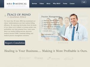 MBA Medical Responsive medical WordPress theme