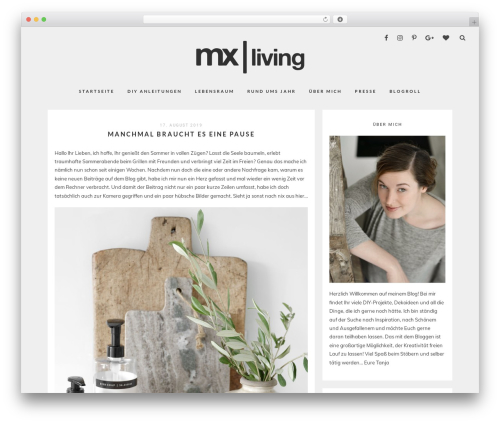 Free WordPress WP DSGVO Tools (GDPR) plugin - mxliving.de