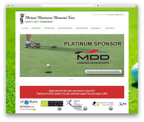 Theme WordPress Cleanex - mutcheson.com
