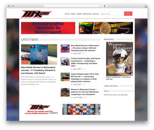 Free WordPress WordApp Mobile App Plugin – Convert your WordPress Site to a Mobile App plugin - mxlink.co.nz