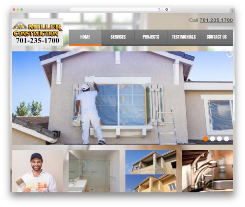 Free WordPress WordPress Page Builder by MotoPress plugin - miller-services.com