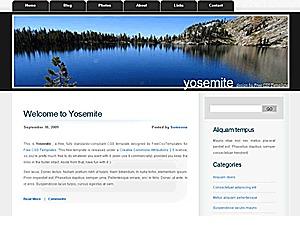 Best WordPress theme Yosemite