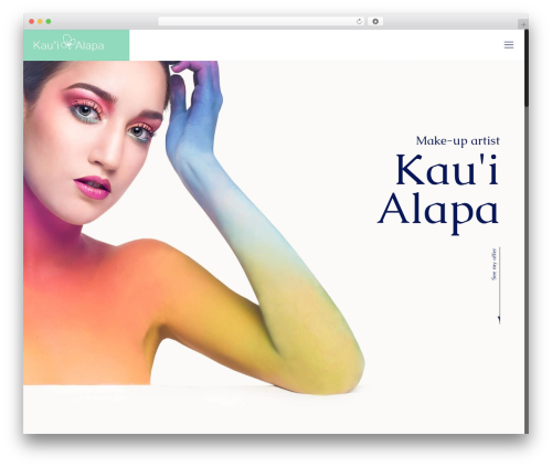 Betheme WordPress ecommerce theme - makeupartistryworkshops.com