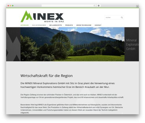 Free WordPress Simple Mail Address Encoder plugin - minex.at